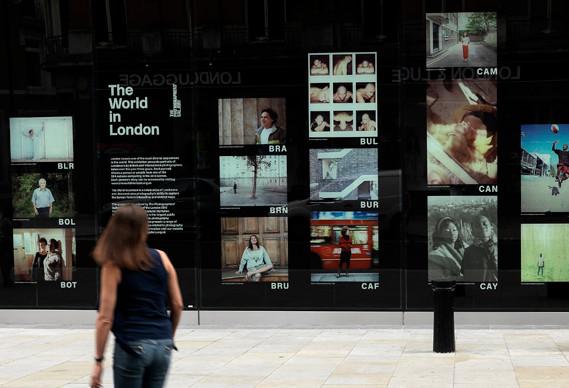 Best city for exhibits? London, again (although Brexit)