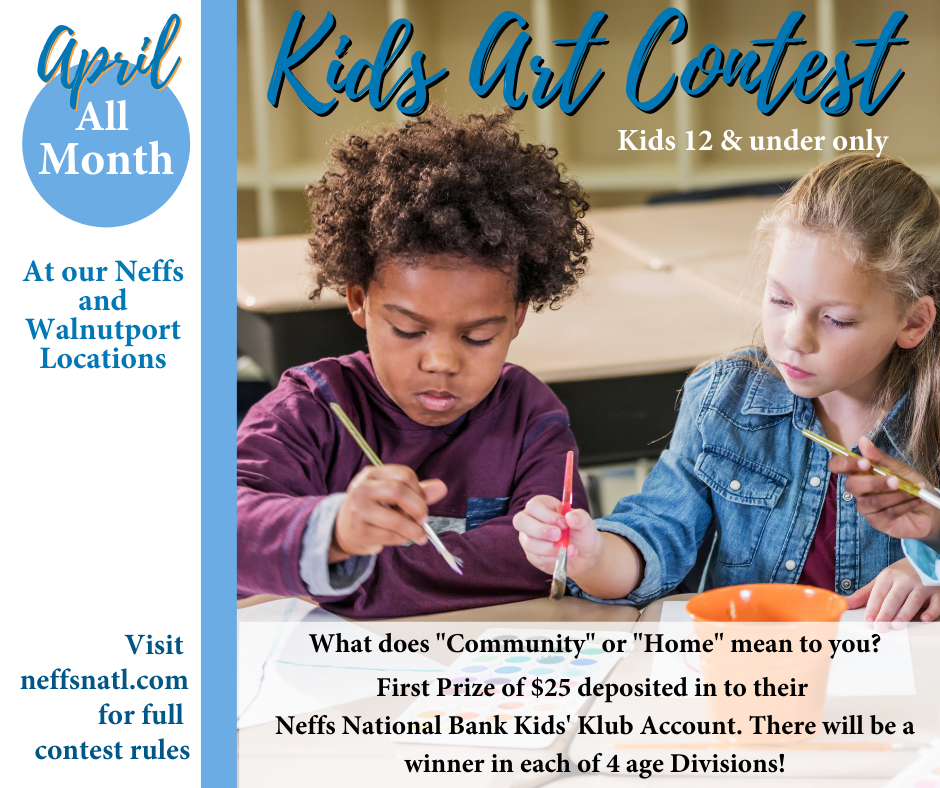Kids Art Contest