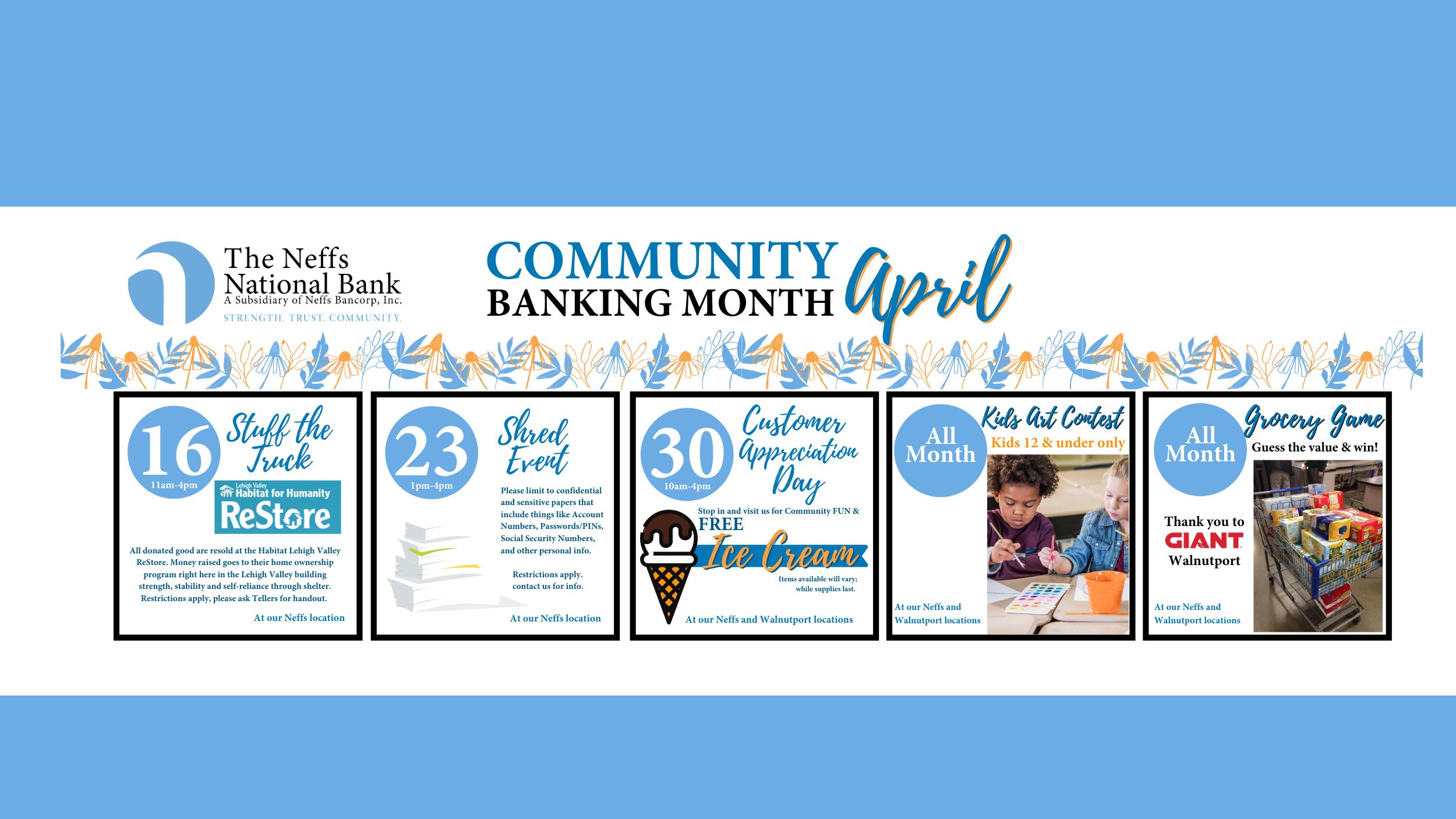 Community banking Day