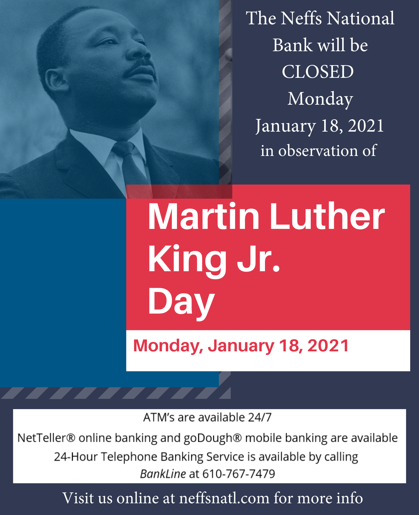 MLK Website Hrs