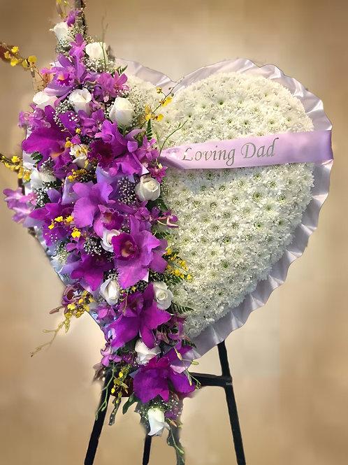 Heart Wreath 3