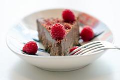 Raspberry & Chocolate Torte