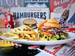 Diner Mite Burger
