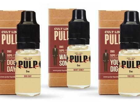 Pulp sera présent à Vapexpo Paris 2018