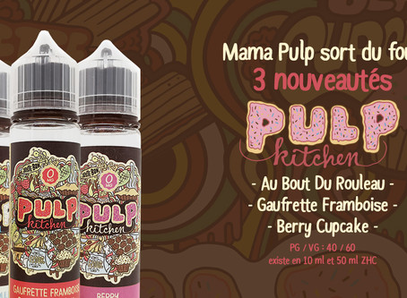 3 façons de vous faire saliver chez Pulp Kitchen