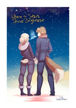 Where Stars Shine Cover