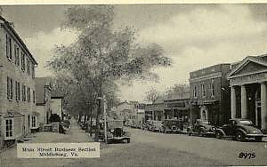 Main Street Business Section