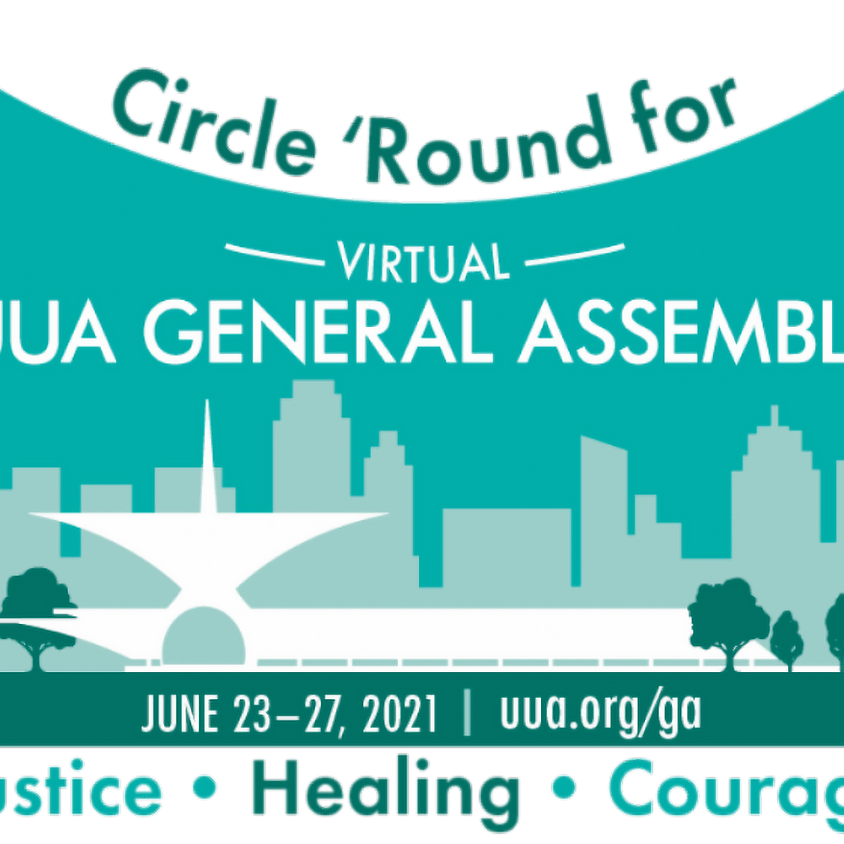 Sunday Service: UUA General Assembly Worship Service