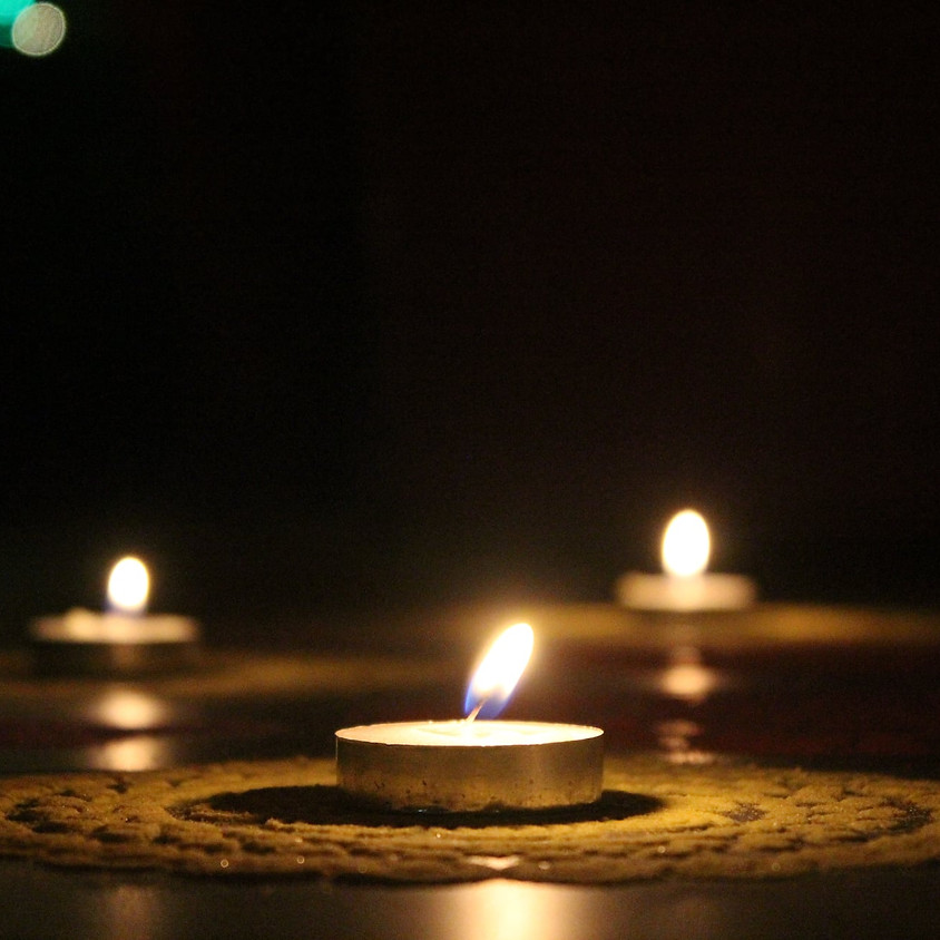 Lenten Meditation Series  |  Wednesday evenings