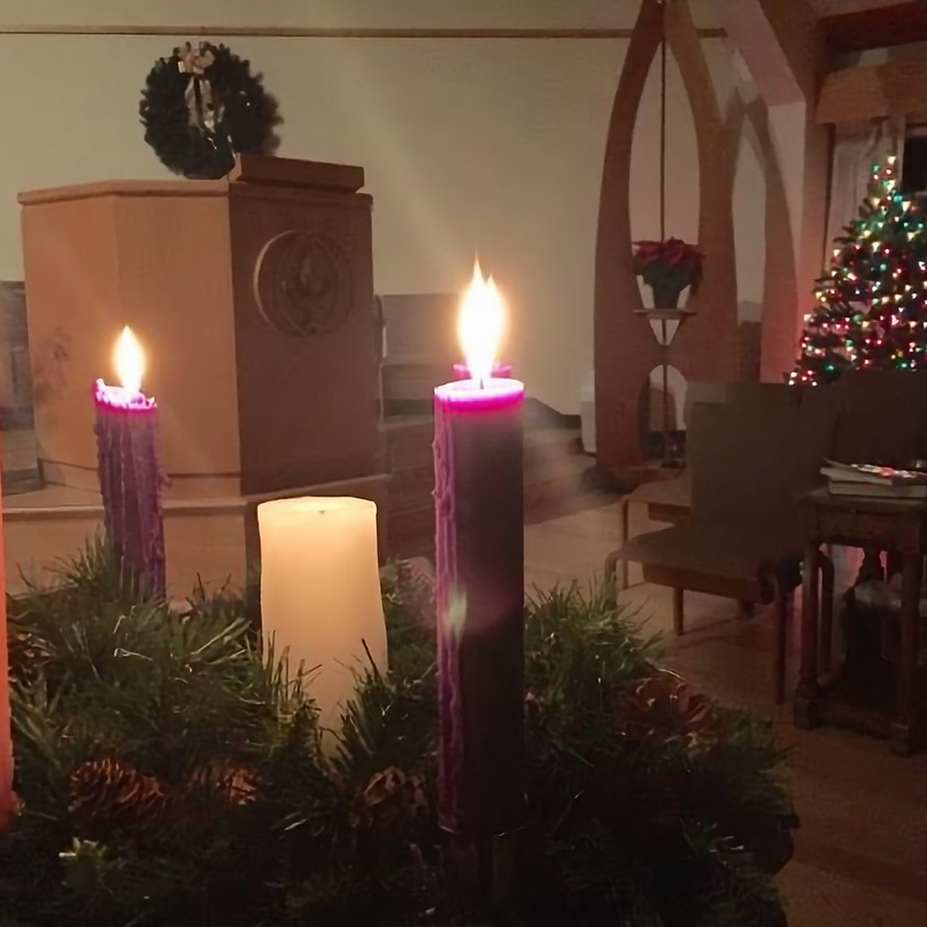 """Christmas Eve Service: """"Together In Spirit"""""""