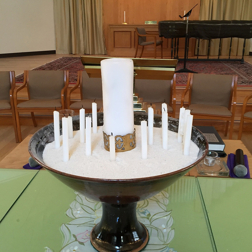 Sunday Virtual Service and Fellowship Hour