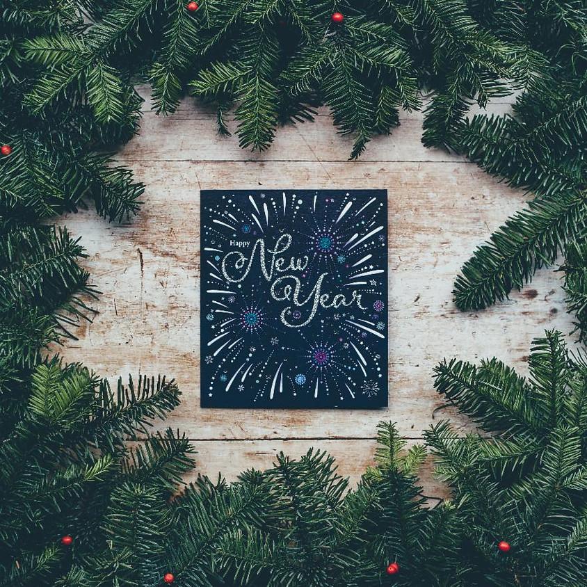 New Year Walking Meditation: Banishings and Blessings