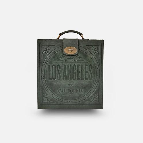 Hyde Portable Briefcase Bar, Olive Green