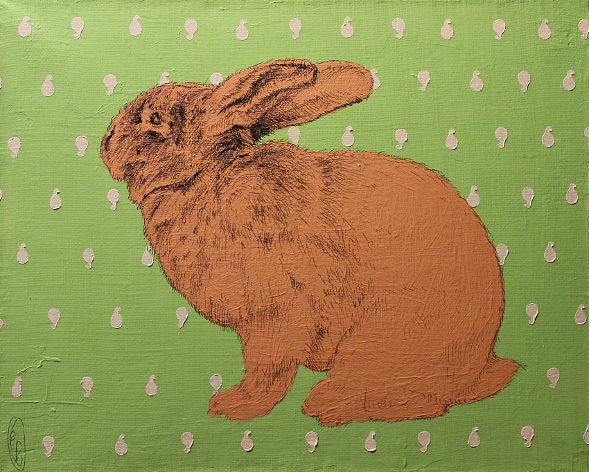 The Morning Rabbit/Утренний кролик