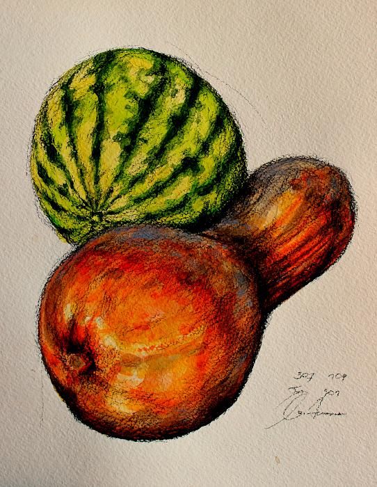 Pumpkin/Тыква