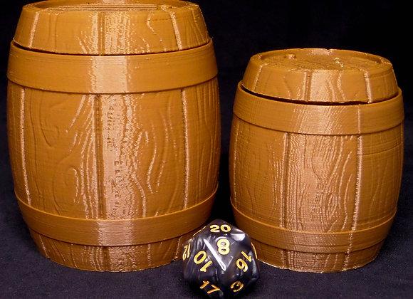 Dice Barrel