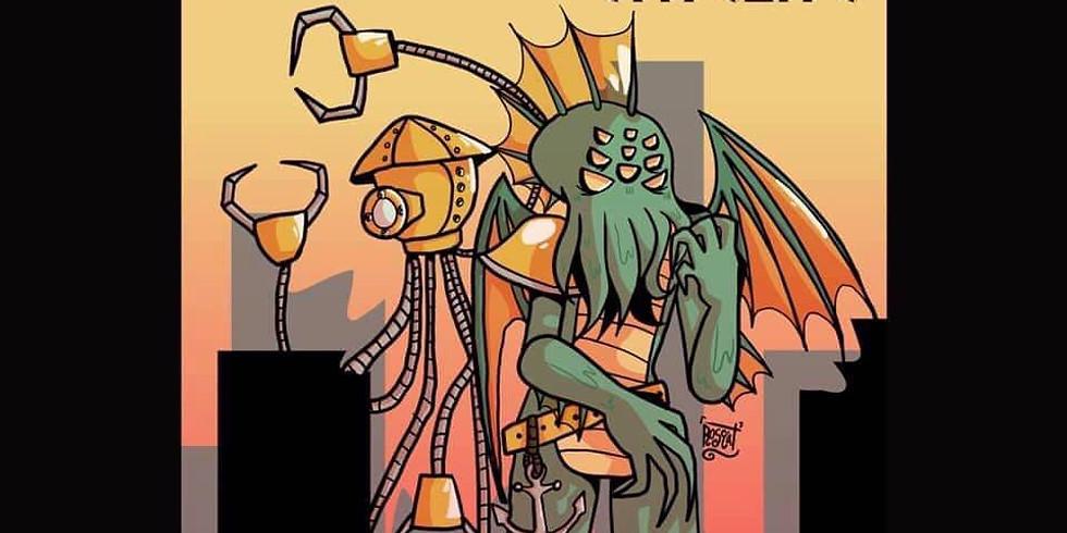 Key City Steampunk Festival: Cthulu vs. The Martians