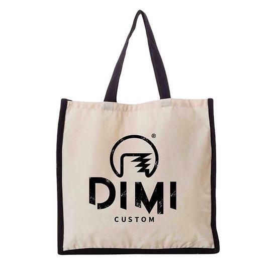 Kit Ecobag e Estojo Ecológico Dimi Custom® - Cru