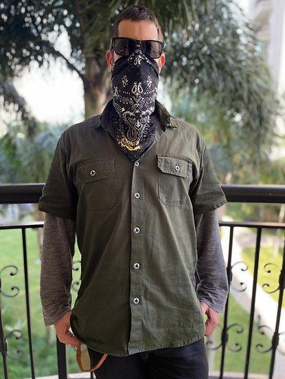 Workshirt Dimi Custom® Verde Militar