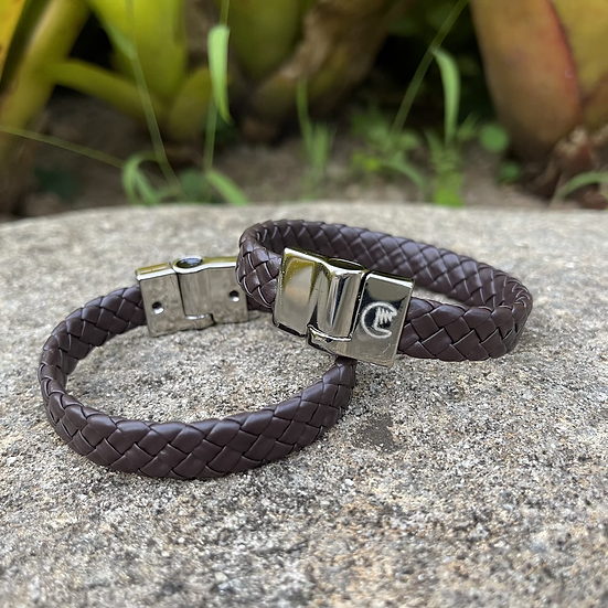 Pulseira Dimi Custom® Rossi Brown