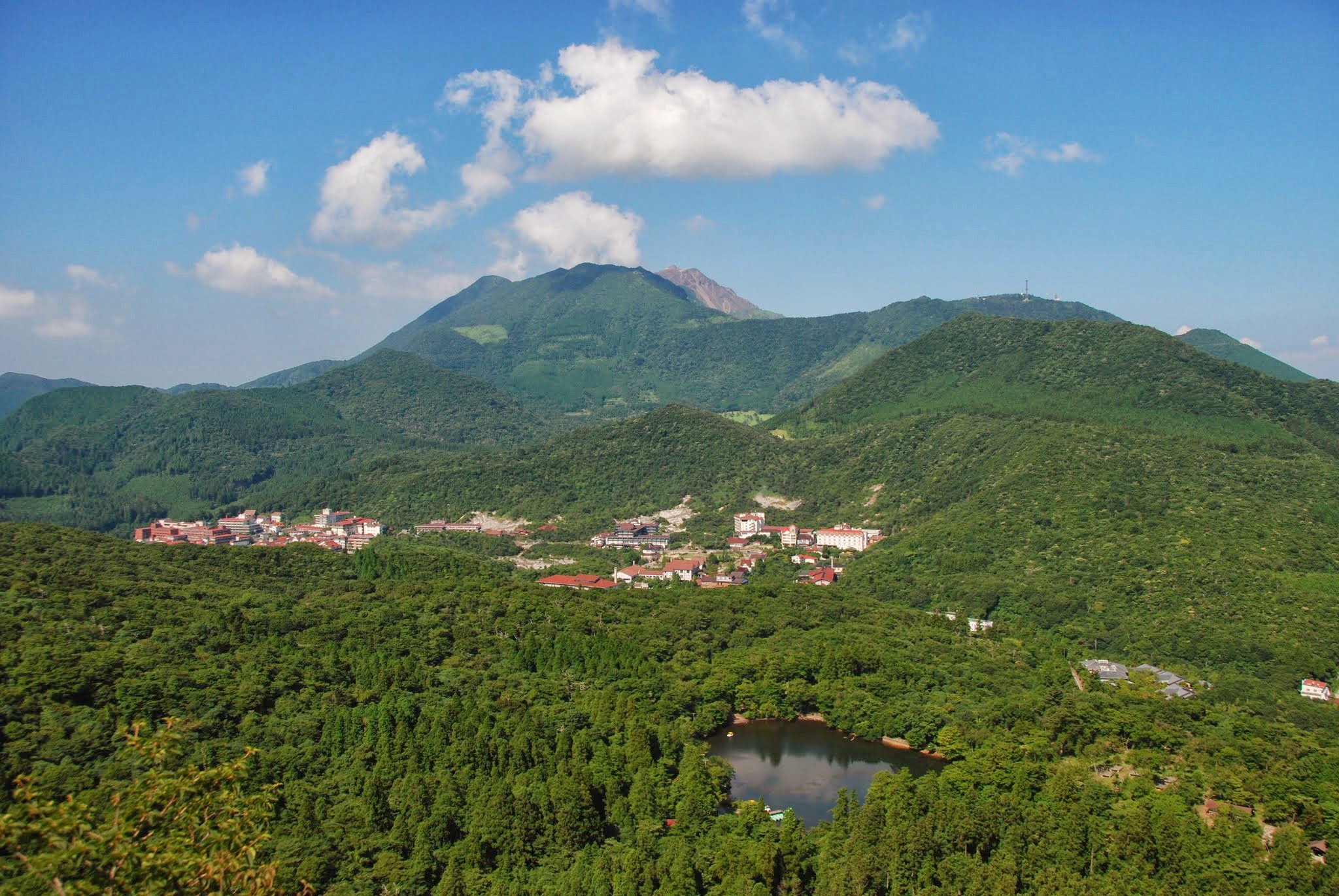長崎県雲仙岳