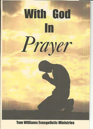 With God in Prayer