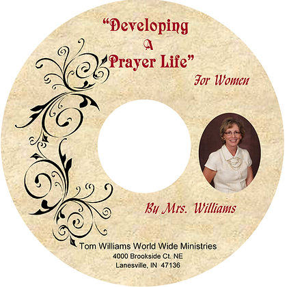 Developing a Prayer Life for Women