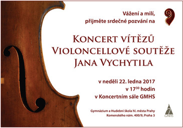 Koncert vítězů 2017 | Prizewinners' Concert 2017