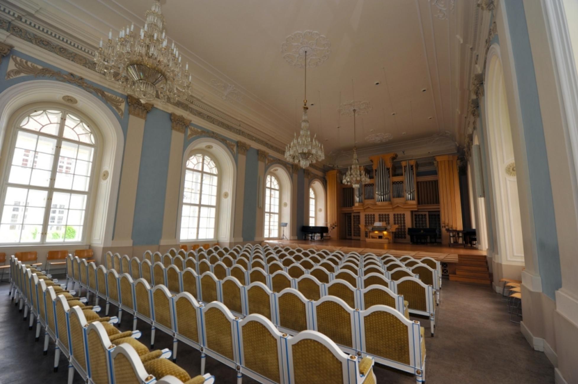 The Bohuslav Martinů Hall