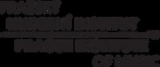 Logo Pražský hudební institut Prague institute of music