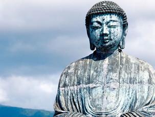 Arresting the Stone Buddha
