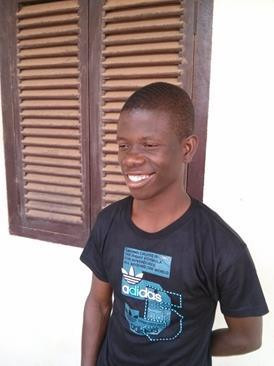 Clement Asante – Expo's Latest Scholarship Winner