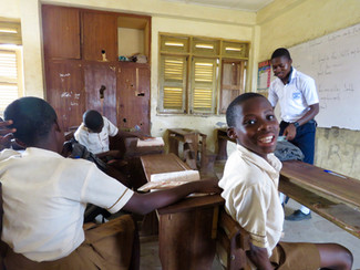 Comparing Classrooms in Ghana and the U.S.