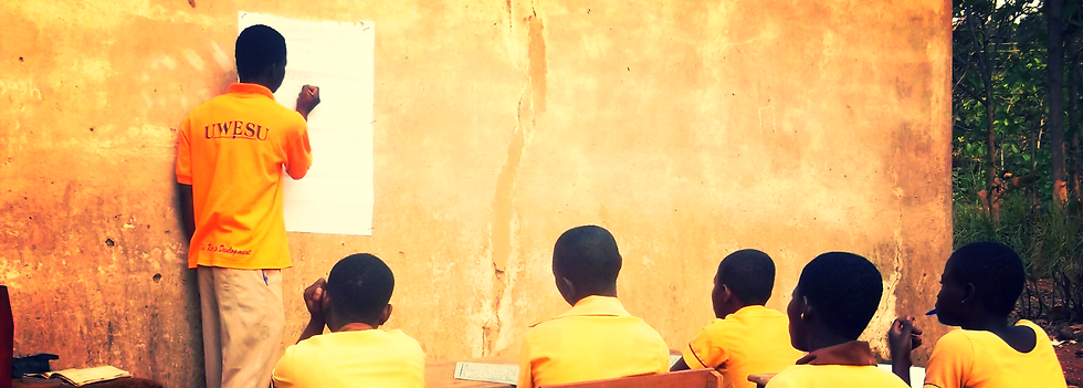 Improving quality of and access to education, exponential education