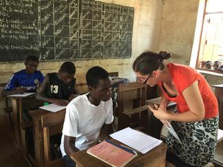 Update from Program Associate Georgina Paterson in the Volta Region