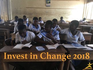 Investing in Change 2018