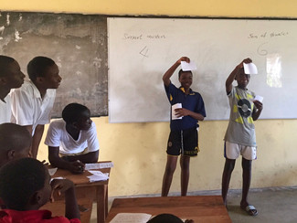 Developing Individuality in the Ghanaian Education System