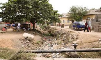 Sanitation Problems in Ghana