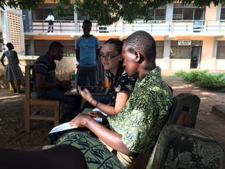 Bringing the boys on board: a term in Kpando