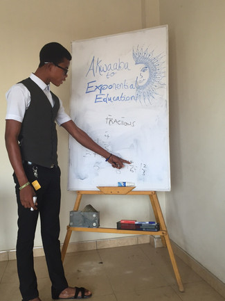 From Tutoring to Training: Lessons learned by Exponential Education's Program Intern