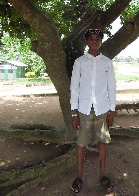 Scholar Spotlight: Charles Amponsah | Exponential Education | Kumasi