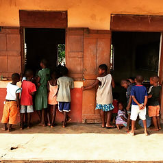 Ghana education NGO, students, children, school, africa