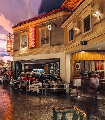 Spago Las Vegas