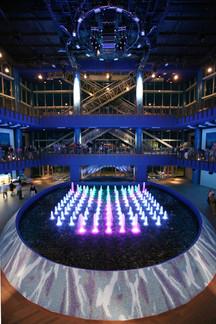 The Pier Shops Water Show at Caesars Atlantic City, NJ 2006