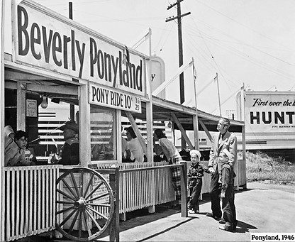 Ponyland - This was the  predecessor to Beverly Center