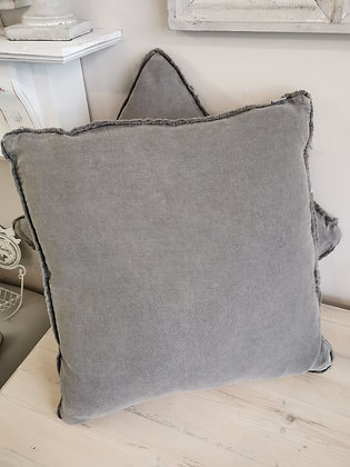 French Border Cushion