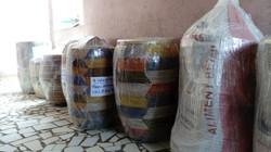 Préparation container