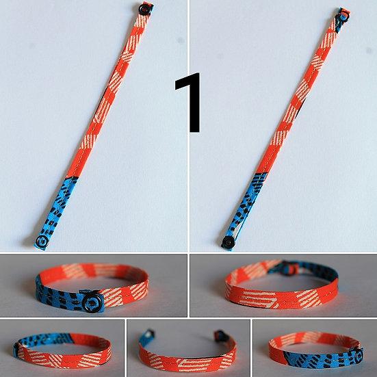 BRACELET WAX 18 cm