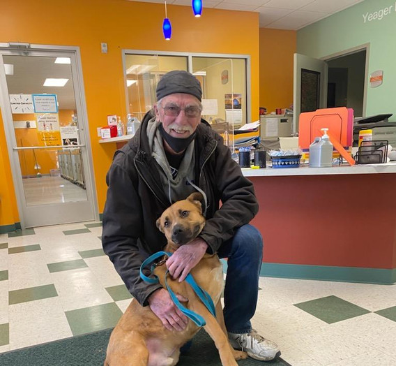 Mike has been adopted