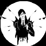 The logo for Fairy in Black Artistry